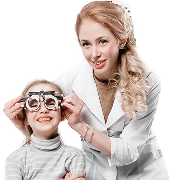 vysetrenie oci deti